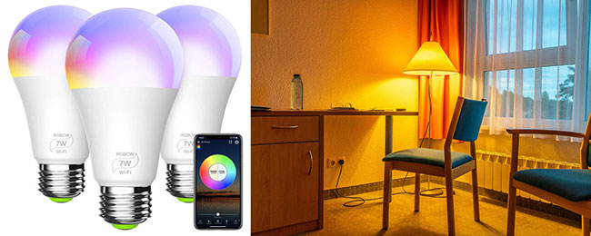 BERENNIS Smart Light Bulb